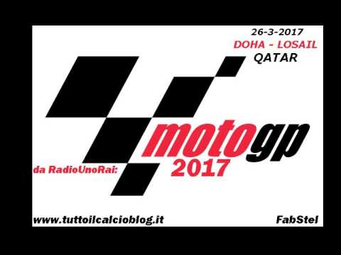MotoGp alla radio - QATAR 2017