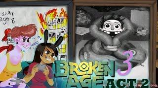 BROKEN AGE ACT 2 - 2 Girls 1 Let