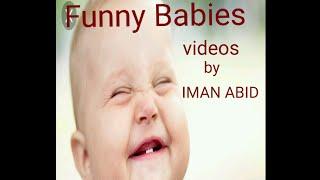 Funny babies. by Iman abid