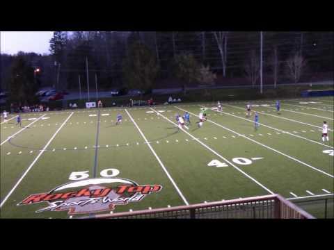 Munford High School Soccer Vs. Byrnes 2017