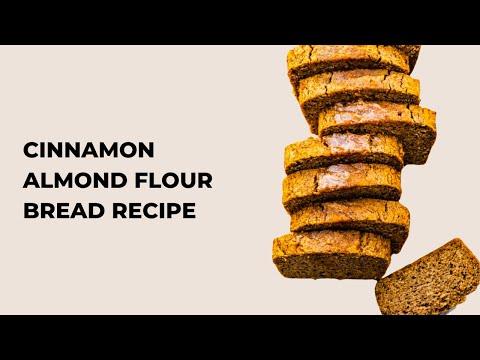 Cinnamon Almond Flour Bread Recipe {Paleo} | Cotter Crunch