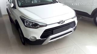 Review of Hyundai i20 Active.. in showroom