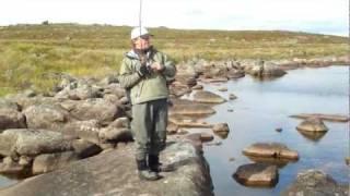 Озеро Чилиявр (Кольский) кумжа 58 см - 2 (для fishtour.by)
