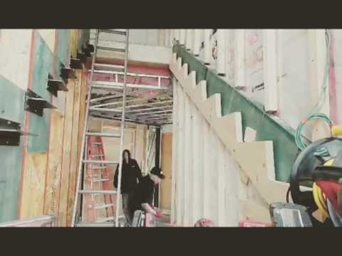 Infinity Stair Tread Bracket Installation