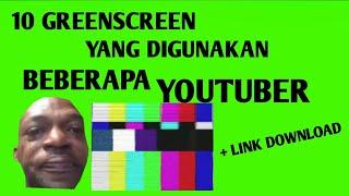 Download lagu TOP 10 GREENSCREEN / EFFECT YANG DIGUNAKAN OLEH BEBERAPA YOUTUBER + LINK DOWNLOAD