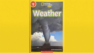 """National Geographic Kids """"Weather"""" by Kristin Baird Rattini in HD"""