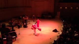 Mauricio Fernandini / Eva Ayllon / Carnegie Hall NY