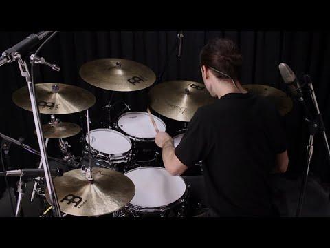 Cynic - Humanoid (drum playthrough)
