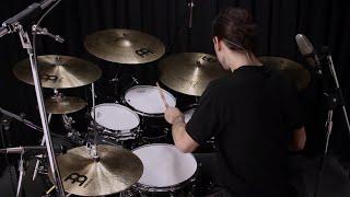 cynic-humanoid-drum-playthrough