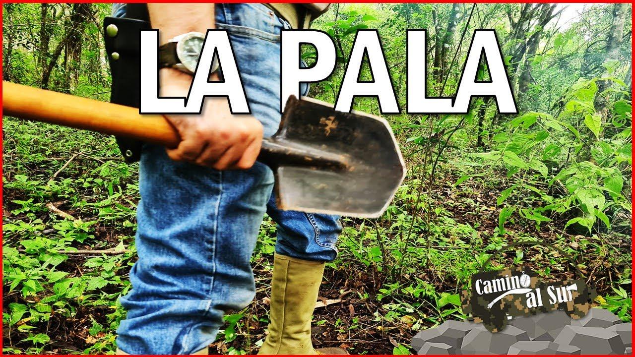 EQUIPO PARA ACAMPAR: Las Palas de Campamento (análisis y pruebas)