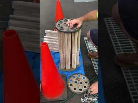 Maintenance of the Jellyfish Filter Cartridges