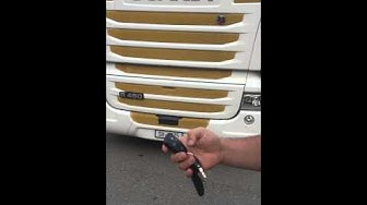 Lastwagen Fahrschule Strebel Rundumkontrolle Scania R450 Hochdeutsch