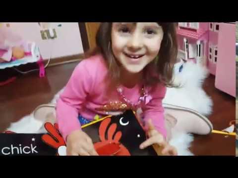 Chick!🐣 Libro pupup per bambini piccoli 🐥