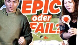 DUMME IDEEN! DUMMER PRANK! 🤯 EPIC ODER FAIL mit Simon Will.