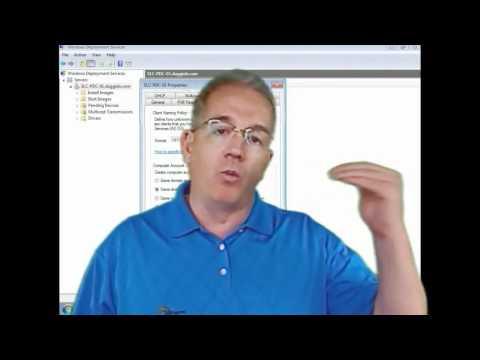 Configuring Windows Deployment Services (WDS)