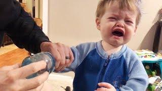 .فيديو فكاهي كوميدي للاطفال المشاغبون لا يفوتك❤️2019 (إنسى همومك مع الاطفال)