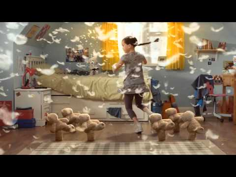 Weetabix Chocalate Dubstep Cereal Commercial [HD]