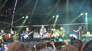 pearl jam corduroy big day out melbourne 2014