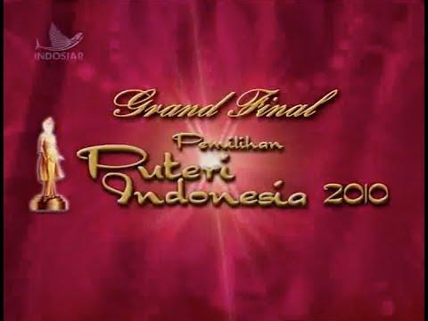 Grand Final Puteri Indonesia 2010 ( part 1 )