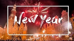 New Year´s Eve 2018 2019 in Wroclaw // Poland