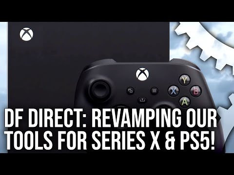DF Direct - Preparing For PS5 And Xbox Series X: Performance Analysis Tools Revamp!