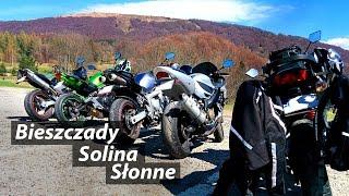 Bieszczady Solina Słonne 2016 (motocyklem z Krakowa)