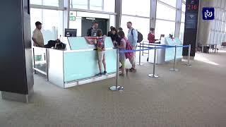 مطار الملكة علياء الدولي استقبل 536,185 مسافراً الشهر الماضي - (27-12-2017)