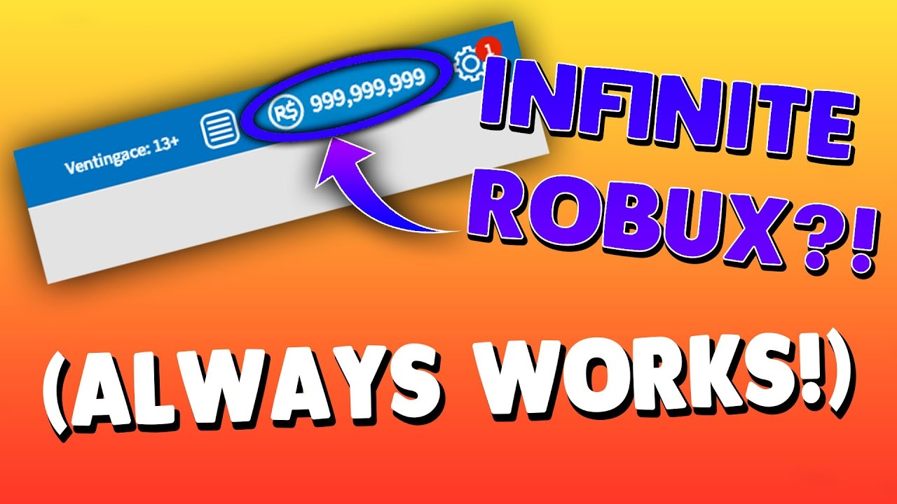 INFINITE ROBUX HACK!? - PRANK TUTORIAL! | Free Robux Prank ...