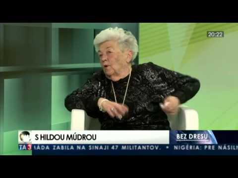 Bez dresu s legendárnou krasokorčuliarskou trénerkou Hildou Múdrou
