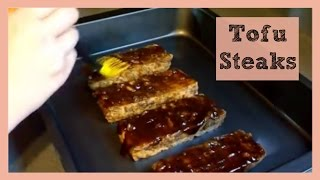How To Cook The Perfect Tofu Steak