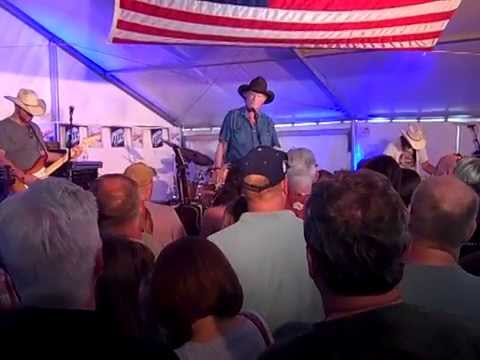 The Hottest Thing in Town - Billy Joe Shaver - July 4, 2014
