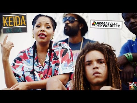 Keida - One Love  [Official Video 2016]