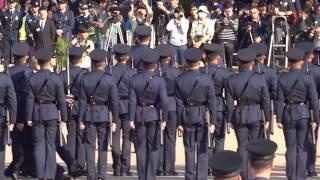 香港警察學院結業會操 2017.2.18 Part 2