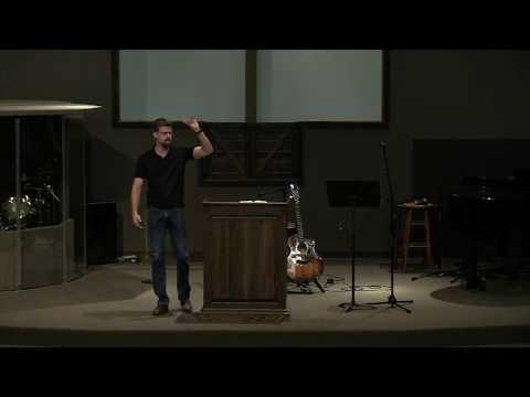 The Sovereign God Of Suffering | Luke Duncan