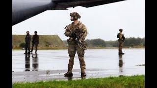 Træning før Hercules flyver til Mali