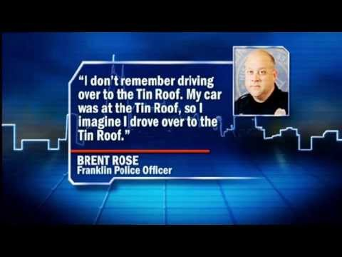 DUI Cop found passed out DRUNK in car (NOT...