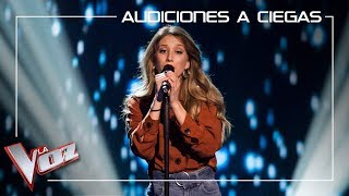 Palomy - 'Ángel caído' | Blind Auditions | The Voice Of Spain 2019