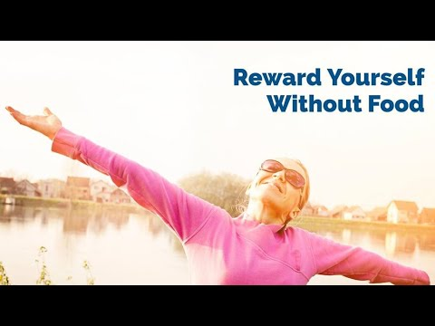 13 ways to reward yourself without food