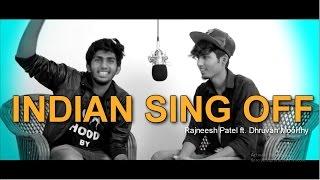 Ed Sheeran - Shape Of You | Indian Sing Off | Rajneesh Patel vs Dhruvan Moorthy