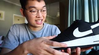 Supreme CDG Nike Air Force 1