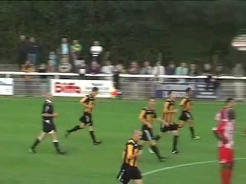Brakes Videos Leamington FC v Evesham United 18Aug...