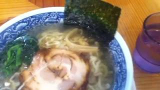 烏丸高辻 新宿めんや風花 天然塩ラーメン700円