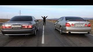 видео: КТО КОГО: 1JZ-GTE VS 2JZ-GTE