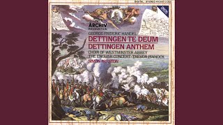 Handel: The Dettingen Anthem - 1. The King shall rejoice