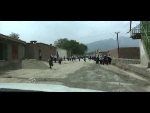 Tour of Afghanistan's Villages