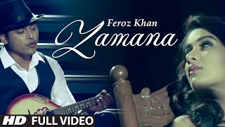 Zamana Full Video Song  Dil Di Diwangi  Feroz Khan