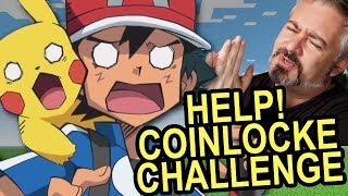 "HELP! Pokemon Ultra Moon ""COIN-LOCKE"" Challenge?"
