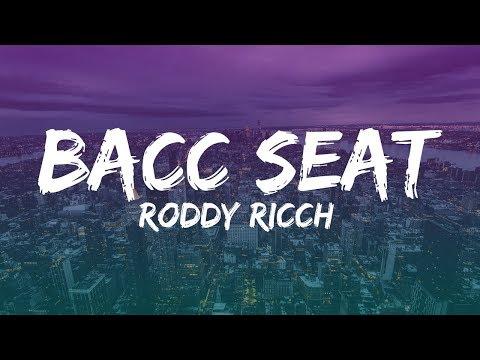 Roddy Ricch – Bacc Seat (Lyrics) ft. Ty Dolla $ign