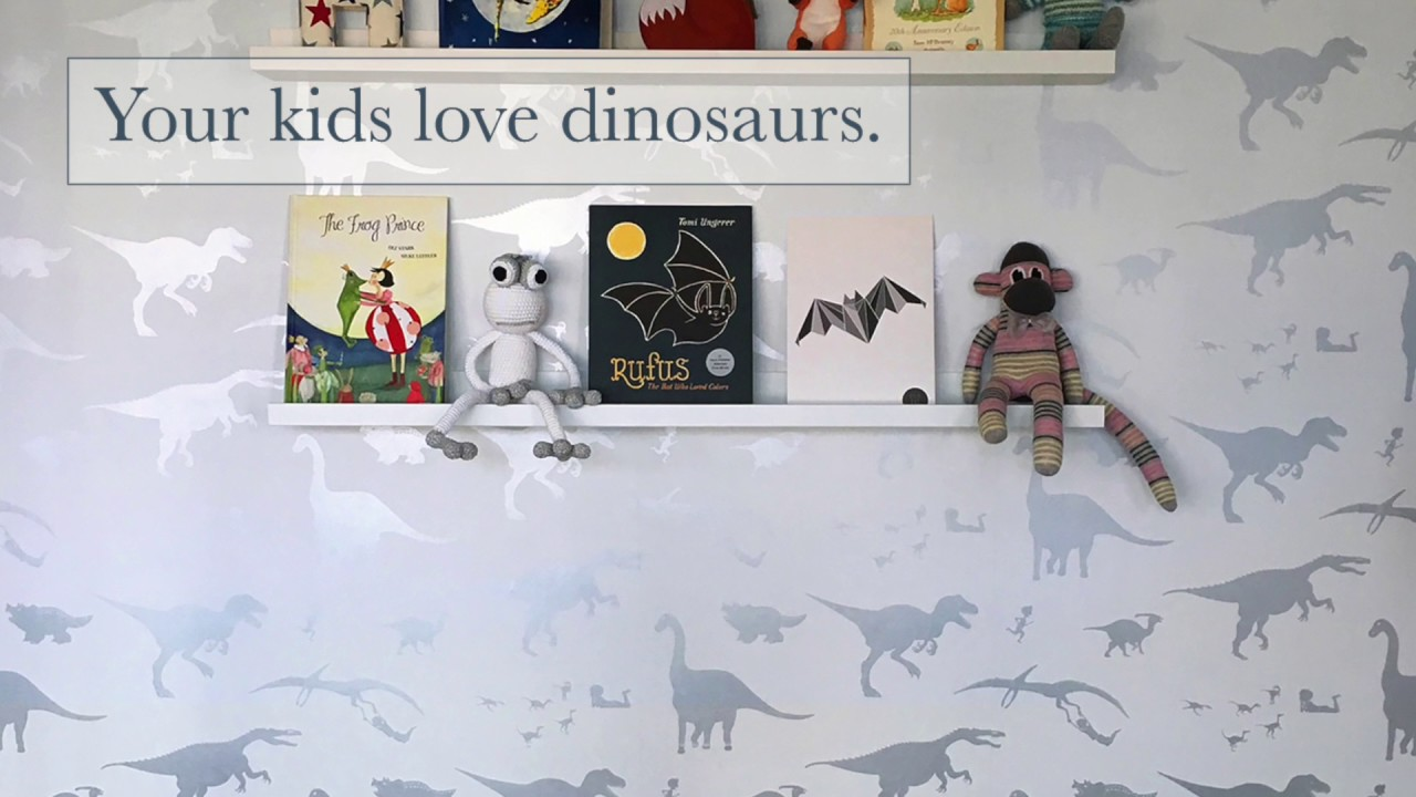 At PaperBoy we make beautiful wallpaper & furnishings for children
