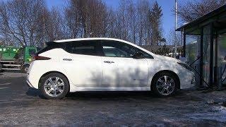 New Nissan Leaf high consumption explained thumbnail